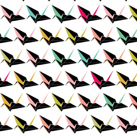1000 Rainbow Cranes