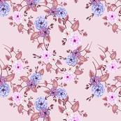 Bridemaid Roses Lavender Pink_on_PaleRose