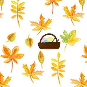 Autumn Knitting