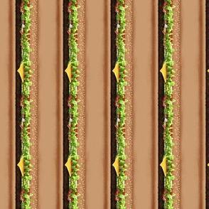 Burger Collar Fabric