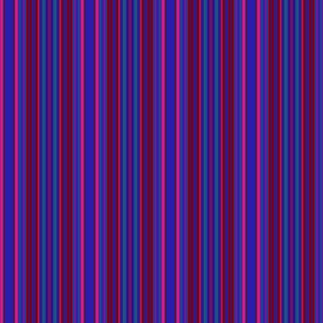 Narow Berry Stripe