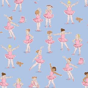 Miss Margot's Ballet Class