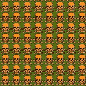 Skulls Orange