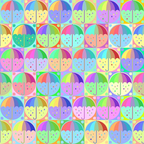 Candy Umbrellas