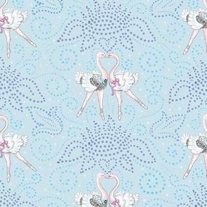 """Ostrich Ballet (""""Swan Lake"""" parody)"""