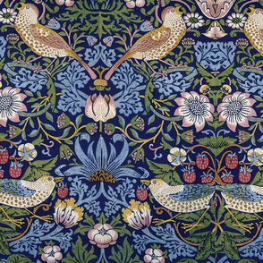 William Morris Strawberry Thief