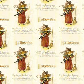Tis Hallowe'en
