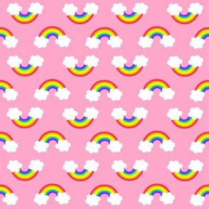 Pink Rainbows