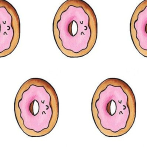 Kawaii donut side
