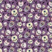 Skull Calaveras