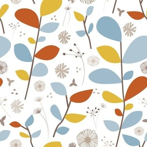 Seasonal Foliage - Autumn