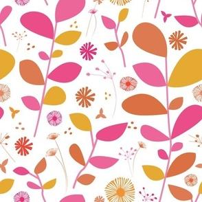 Seasonal Foliage - Summer