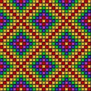 Mosaic - Rainbow Jewels 2