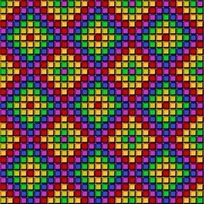 Mosaic - Rainbow Jewels 3