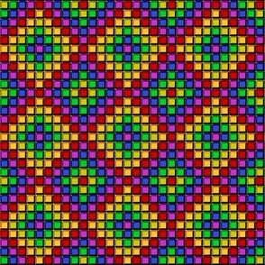 Mosaic - Rainbow Jewels 4