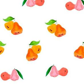 Jambu (Wax Apple) - Singapore Tropical Fruits Series