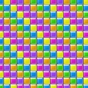 Mosaic - Pastel Horizontal