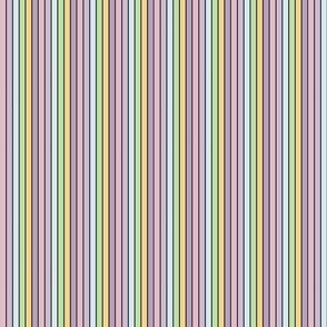 Pastel Vertical Stripes