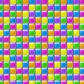 Mosaic - Pastel Random