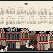 Colonial America Calendar 2015