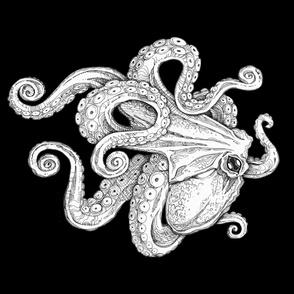 Octopus quilt