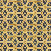 Moon Tile Floor
