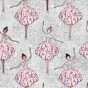 Corps  de Ballet Pink