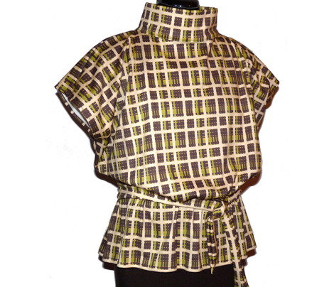 linden green plaid