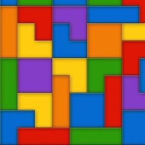 Tetris - Large