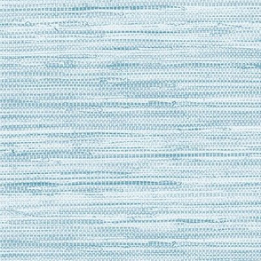Grasscloth Fabric and Wallpaper in Coastal Blue