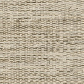 Grasscloth Fabric and Wallpaper in Natural