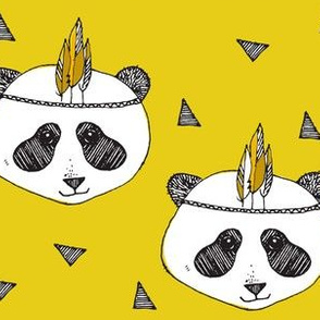 panda mustard - elvelyckan