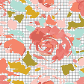 Floral on the Grid