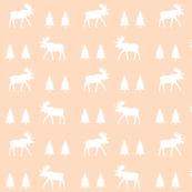moose trot // blush