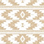 gold glitter v. I kilim // small