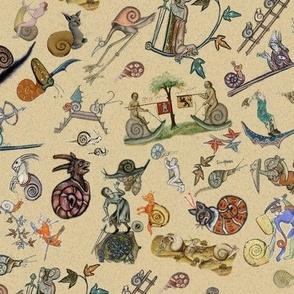Medieval Snails