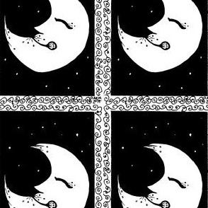Inky Moon