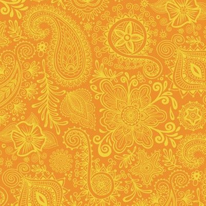 Cosmic Henna_Gold