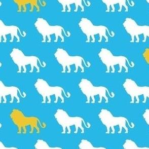 Alpha Delta Pi Lions
