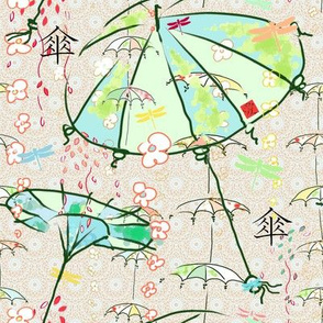 Good karma umbrellas