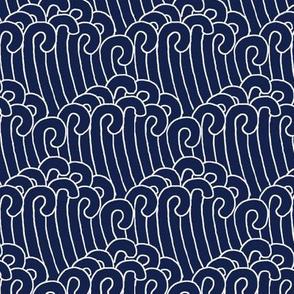 Waves - dense