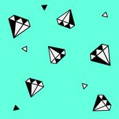 Rocks Aqua