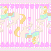 Kawaii Candy Carousel