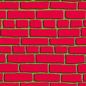 Old Xmas Wall
