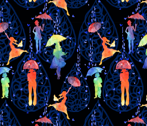 The Umbrella Women