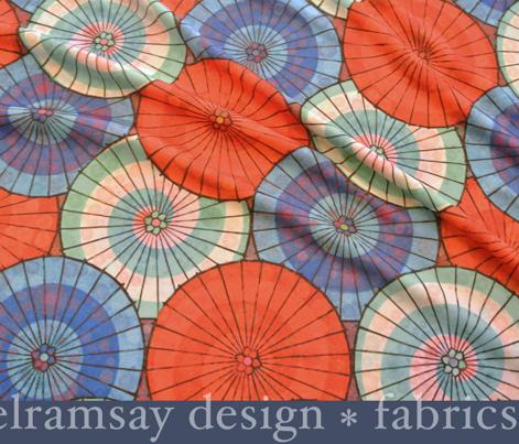 Tissue Parasols