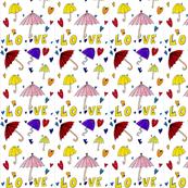 Love Rain (in Color)