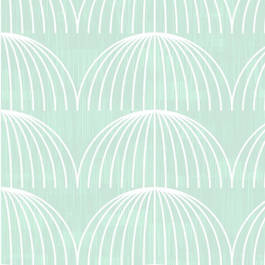 Geometric Umbrellas by Friztin