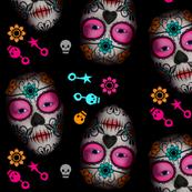 Cakavera Sugar Skull