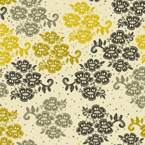 Floral Mustard
